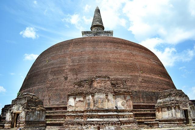 Temple, Old Temple, Buddhist Temple, Polonnaruwa