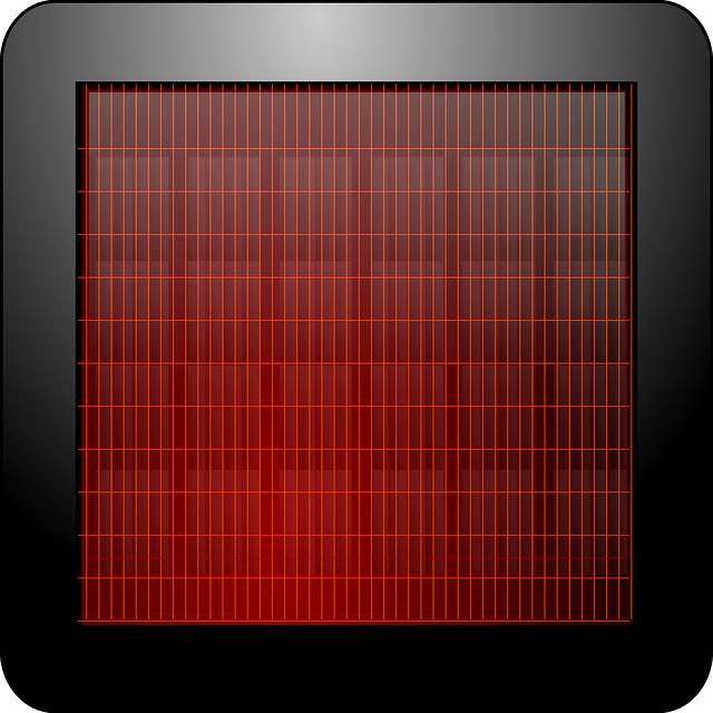 Solar Cell, Polycrystalline, Silicium, Technology
