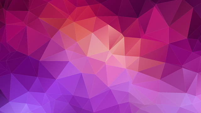 Background, Mesh, Polygon, Violet, Pink, Magenta, Lilac