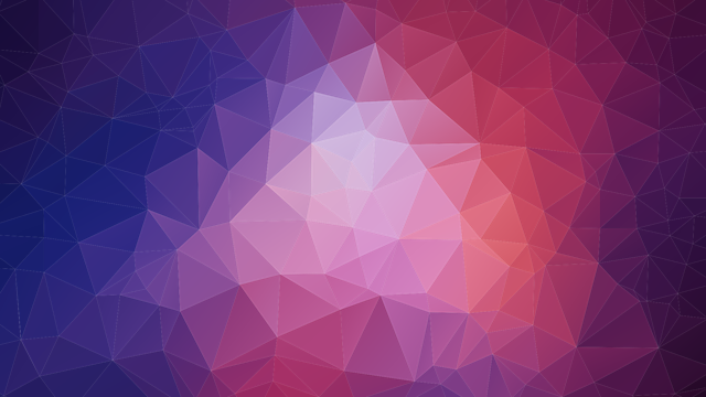Mesh, Background, Triangles, Polygon, Color, Pink