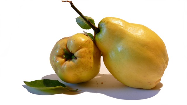 Quince, Pear-quince, Fruit, Pome Fruit, Healthy