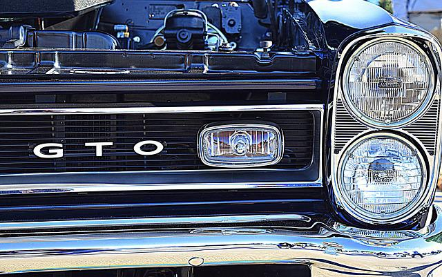 Pontiac, Classic, Muscle Car