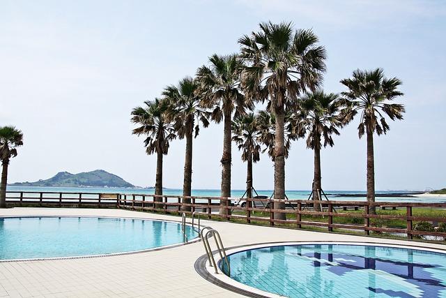 Beach, Pool, Travel, Southland, Non-transferability