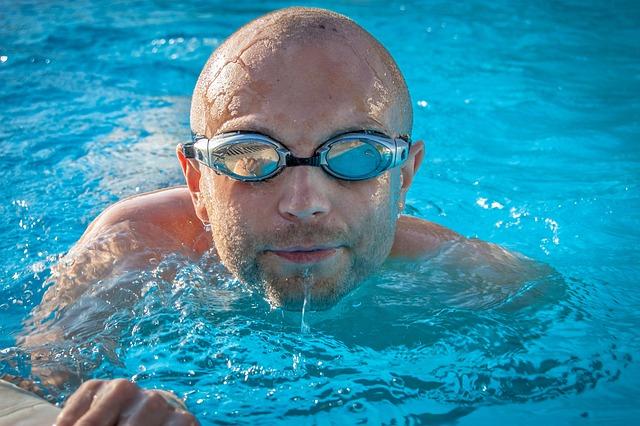 Float, Pool, Water, Swim