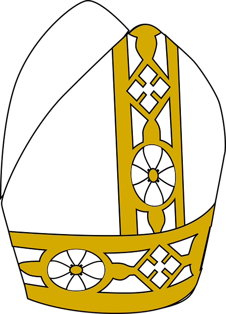 Catholic, Christian, Christianity, Church, Hat, Pope