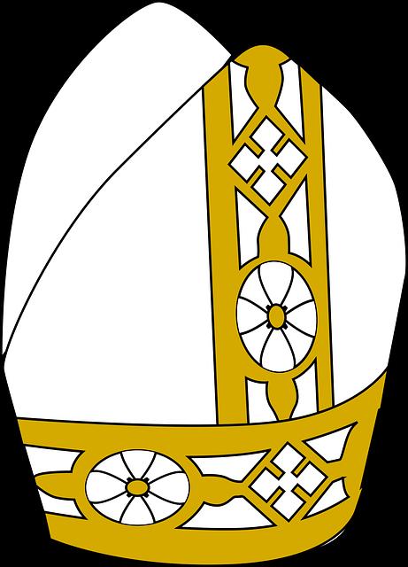Catholic, Christian, Christianity, Church, Hat, Pope