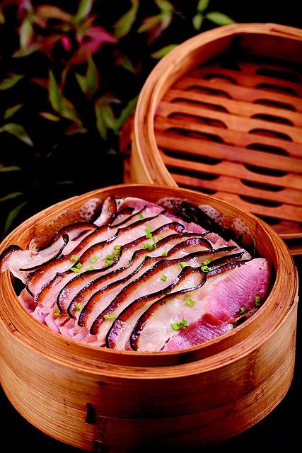 Chinese, Tiffany Steam, Pork, Melaleuca Meat