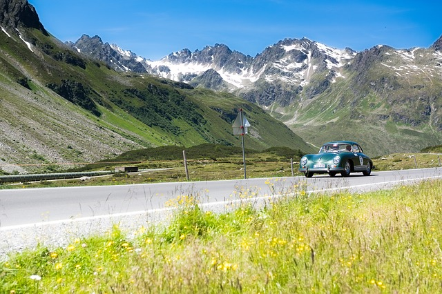 Porsche Passport Travel, Silvretta Classic Rally
