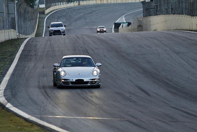 Porsche, Track, 911, Evolution