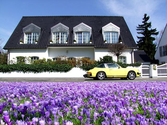 Villa, Home, Dream Home, Luxury, Porsche