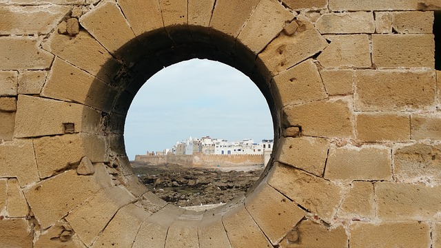 Essaouira, Fishing, Port, Harbor, Citadel