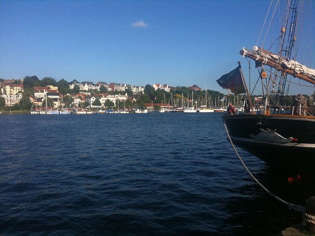 Flensburg, Port, Sailor