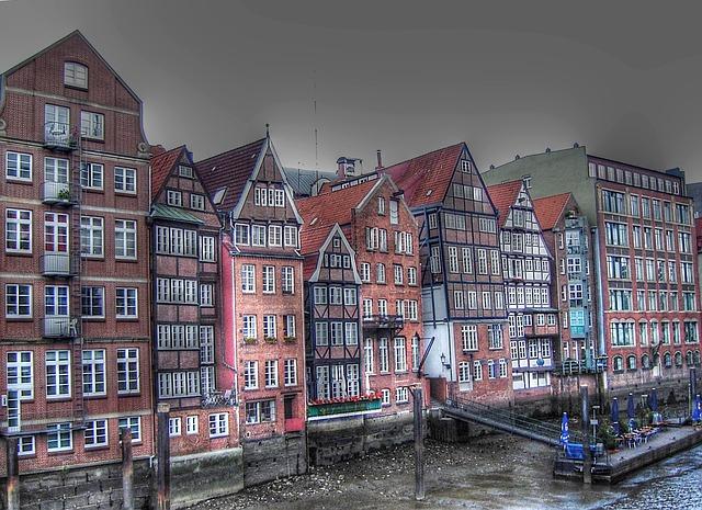 Dyke Road, Hamburg, Port, Houses