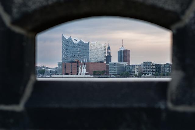 Hamburg, Elbe, Water, Hanseatic City, Port