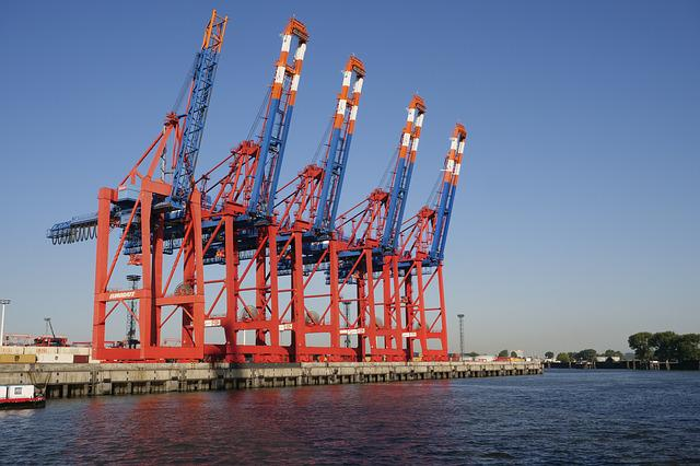 Port Industry, Container, Container Crane Systems