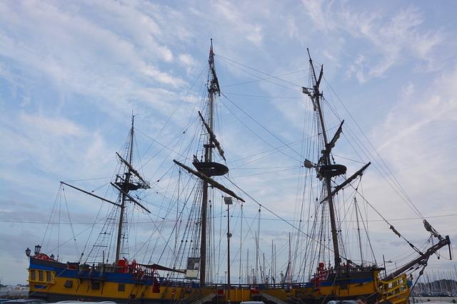 Boat, Star Of The King, Sailboat, Port Saint Malo