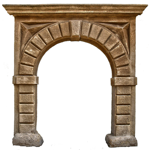 Goal, Portal, Sand Stone, Natural Stone, Historically