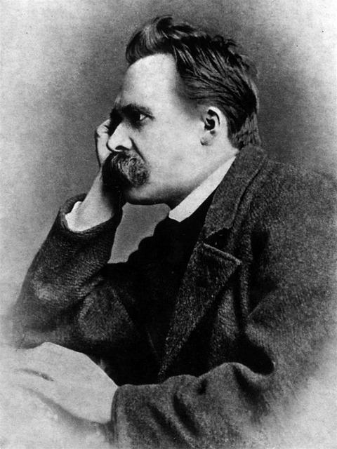 Friedrich Nietzsche, Man, Portrait, 1882, Philosopher
