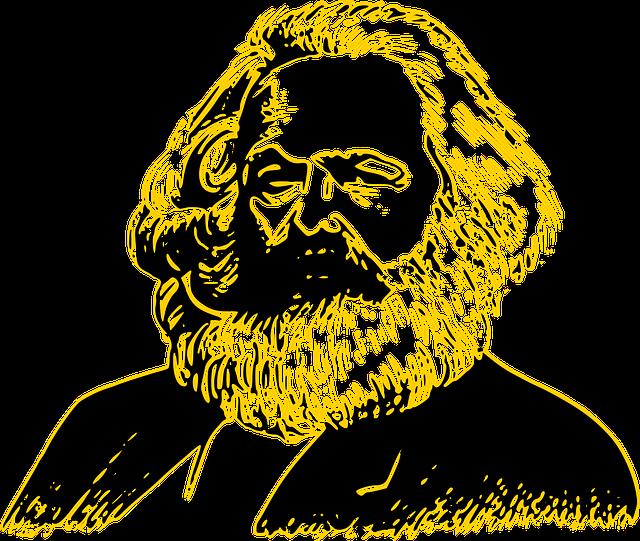 Karl Marx, Portrait, Man, Beard, Communism