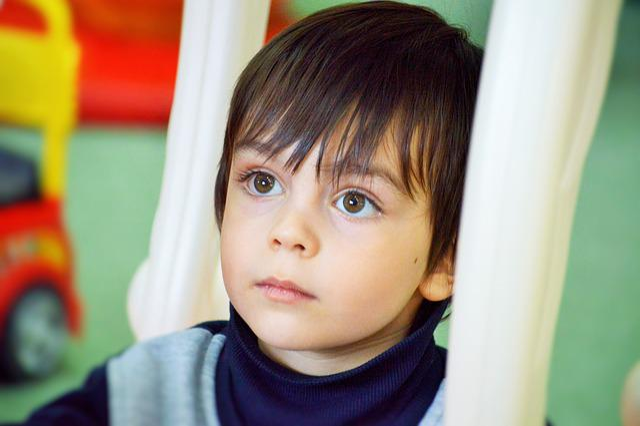 Child, Boy, Portrait, Emotions, People, Childhood