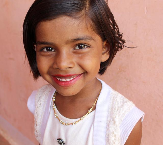 Portrait, Facial Expression, Child, Happiness, People