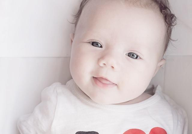 Person, Cute, White, Face, Portrait, Emotion, Happy