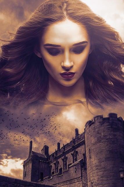 Fantasy, Portrait, Fantasy Portrait, Medieval, Dream
