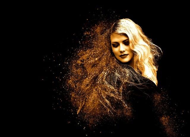 Woman, Portrait, Pretty, Female, Hair, Young, Beauty