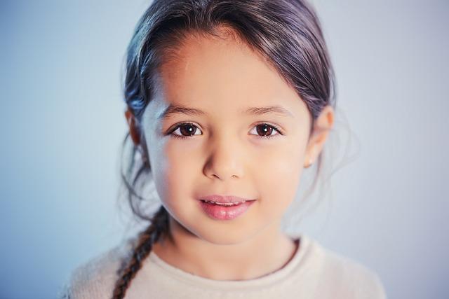 Child, Portrait, Girl, Model, Young, Beautiful, Female