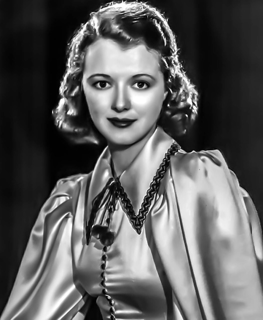 Janet Gaynor-female, Portrait, Hollywood, Actress