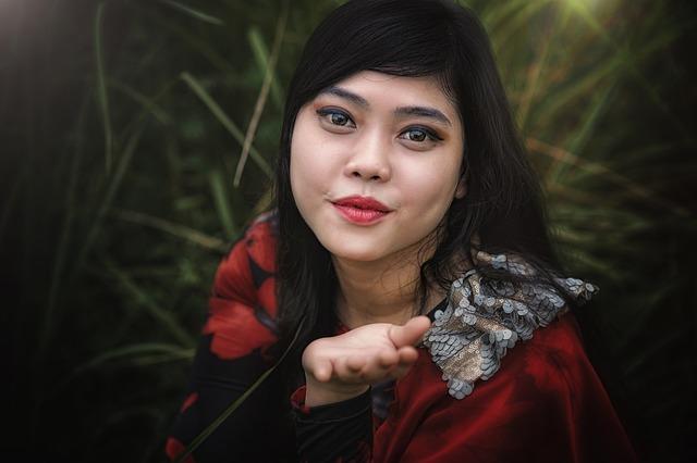 Woman, Portrait, People, Beautiful, Outdoors, Nature