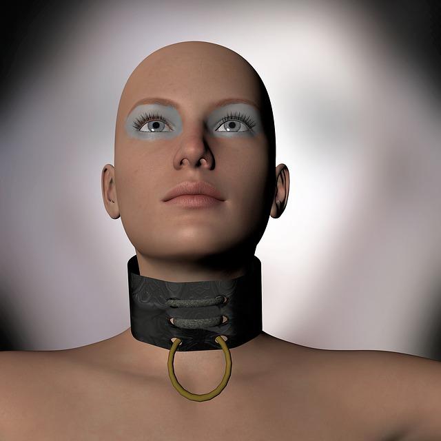 Woman, Bald Head, Portrait, Female, Pretty, Face