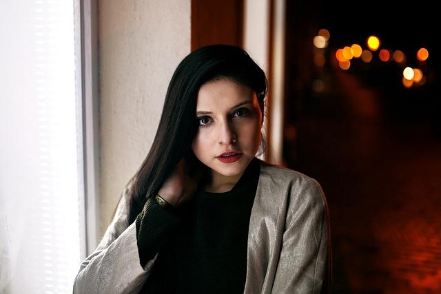 Model, Portrait, Hair, Woman, Pretty, Human, Face