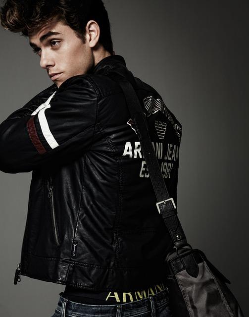 Man, Model, Portrait, Style, Stylish Man, Men's Fashion