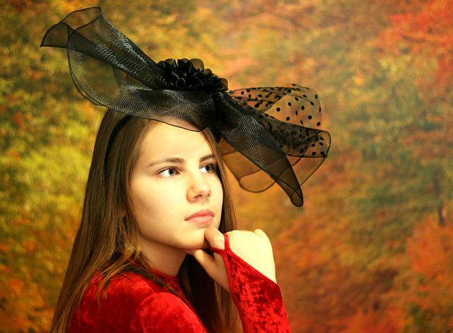Cap, Fashion, Retro, Style, Girl, View, Portrait