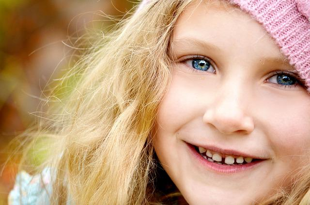 Child, Happy, Kid, Cute, Portrait, Cheerful, Young