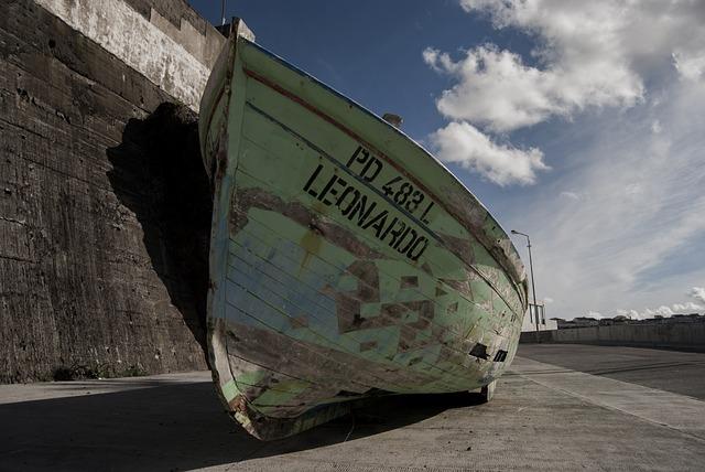 Boat, Vessel, Wooden Boat, Fishing, Porto, Portugal