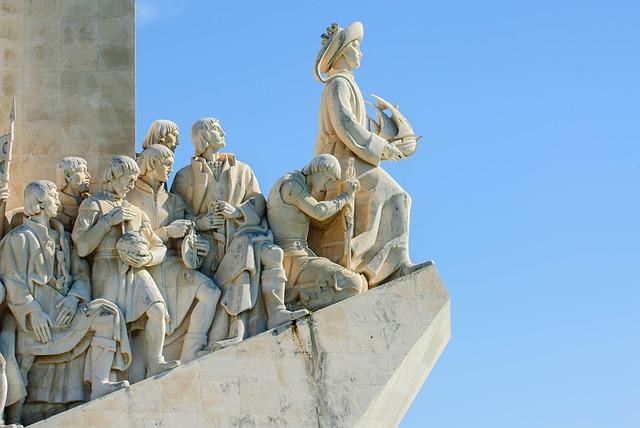 Lisbon, Monument, Padrão Dos Descobrimentos, Portugal