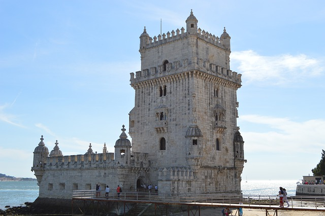 Tower, Of, Bethlehem, Lisbon, Portugal, Monument