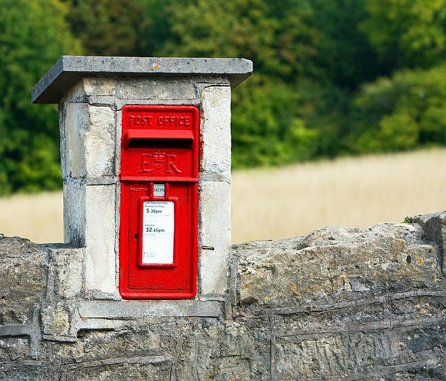 Mailbox, Postbox, Red, Box, Postal, Post, Letter, Mail