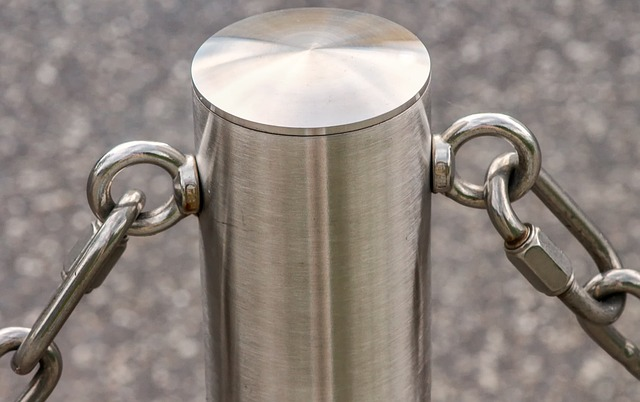 Architecture, Post, Metal Posts, Stainless Steel