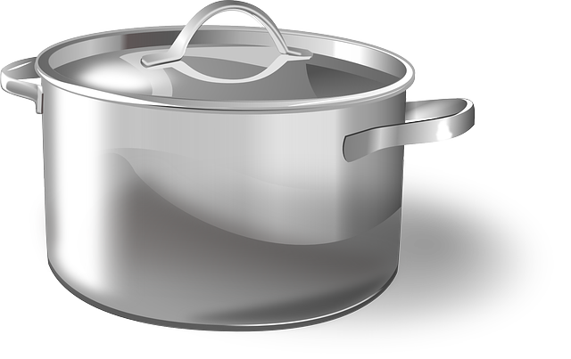 Cooking Pot, Sauce Pan, Pot, Cooking, Kitchen