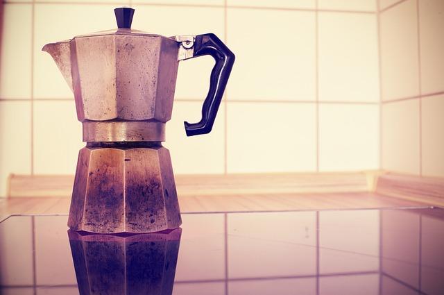 Caffettiera, Espresso Pot, Espresso, Pot, Coffee, Drink