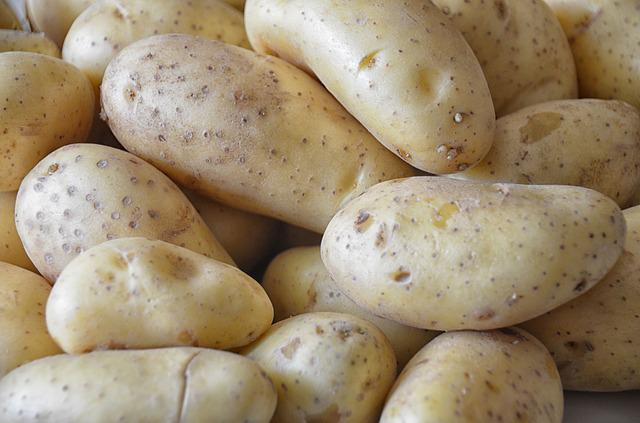 Potatoes, Vegetables, Food, Power, Agriculture