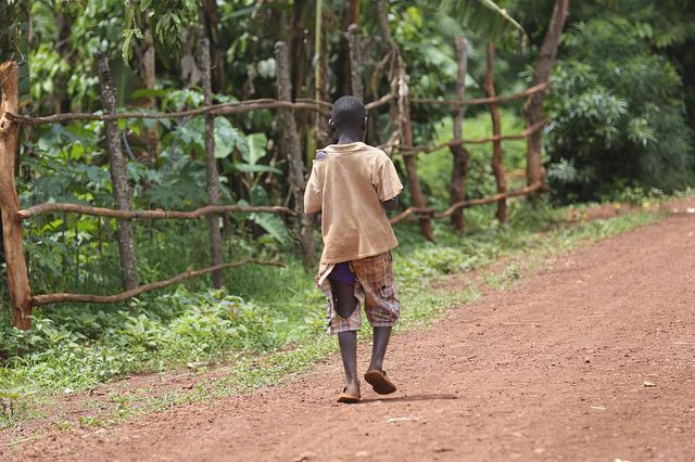 Africa, Poverty, Child, Village, Need, Country, Hunger
