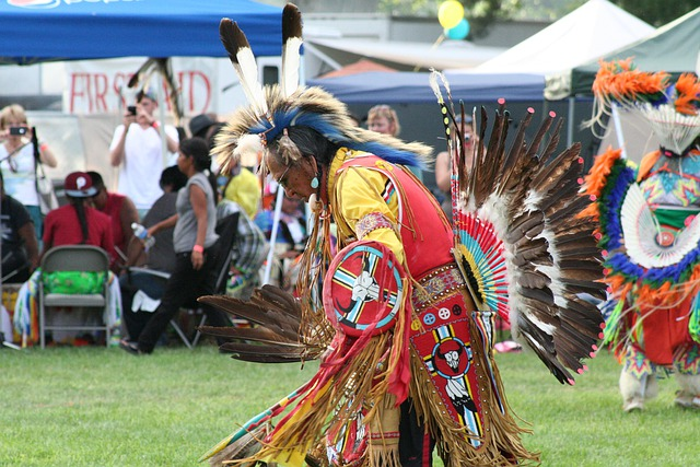 Pow Wow, Liberty Park, Pioneer Day, Native American