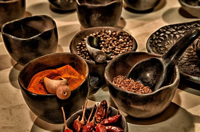 Spice, Chiles, Paprika, Chili, Powder, Pepper, Grain
