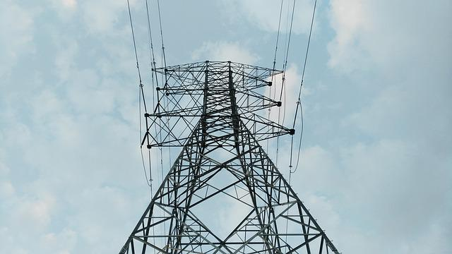 Wires, City, México, Electricity, Power, Voltage, Tower