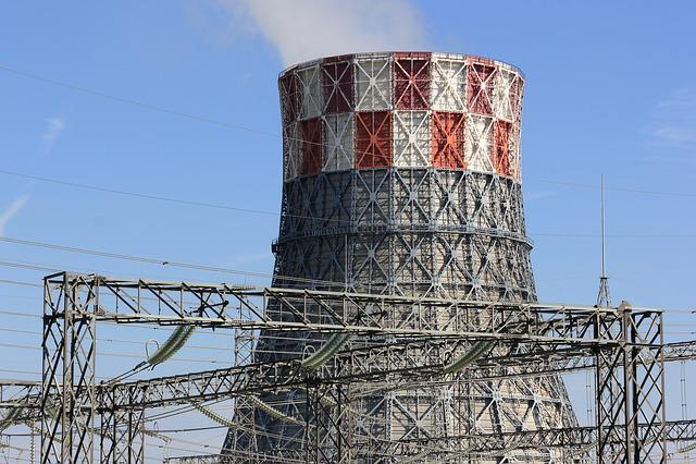 Bosnia, Hezegovina, Gacko, Power, Station, Cooling