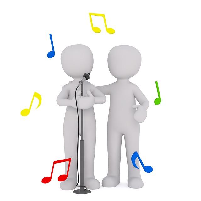 Sing, Choir, Music, Singer, Power, Song, Melody, Heart